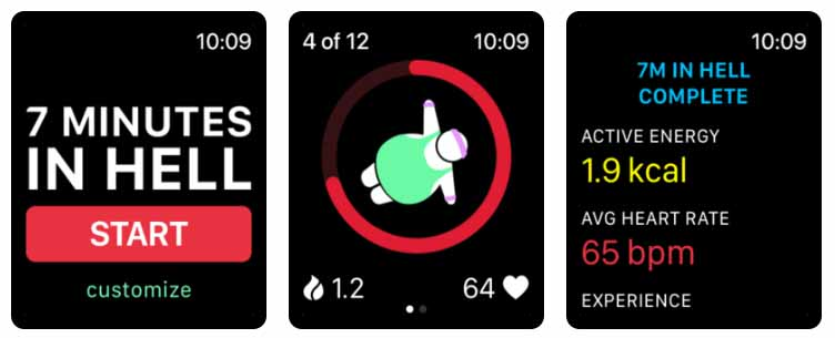 CARROT Fit - apple watch Aplicativos para Apple  Watch 40 Melhores Aplicativos para Apple Watch ! CARROT Fit apple watch